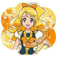 Stickers - HappinessCharge Precure! / Cure Honey