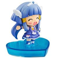 Petit Chara Land - Smile PreCure! / Wolfrun & Cure Beauty