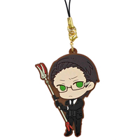 Rubber Strap - Black Butler / William T. Spears