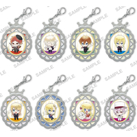 (Full Set) Brooch - Charm Collection - The Royal Tutor