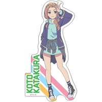 Acrylic Key Chain - Girlish Number / Katakura Koto