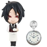 Pocket Watch - Black Butler / Sebastian Michaelis