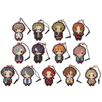 (Full Set) Rubber Strap - BROTHERS CONFLICT