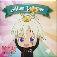 Trading Badge - Square Badge - D.Gray-man / Allen Walker