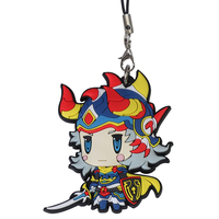 Rubber Strap - Final Fantasy Series / Warriors of Light