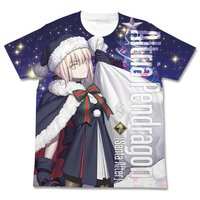 T-shirts - Fate/Grand Order / Artoria Pendragon (Santa Alter) Size-XL