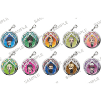 (Full Set) Brooch - Charm Collection - Blue Exorcist