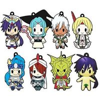(Full Set) Rubber Strap - Magi