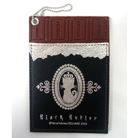 Commuter pass case - Black Butler