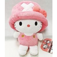 Plushie - Hello Kitty / Tony Tony Chopper