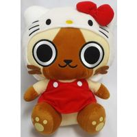 Plushie - Hello Kitty / Felyne (AIROU)