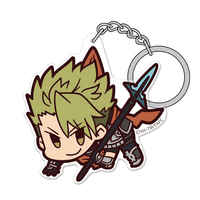 Tsumamare Key Chain - Fate/Apocrypha / Achilles & Rider