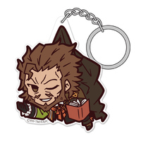 Tsumamare Key Chain - Fate/Apocrypha / Caster & Shakespeare