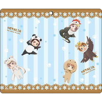 Smartphone Wallet Case for All Models - Hetalia