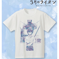T-shirts - March Comes in Like a Lion / Kiriyama Rei Size-L