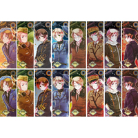 (Full Set) Stick Poster - Hetalia