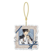 Acrylic Charm - Clear Charm - Tales of Xillia2 / Ludger Will Kresnik