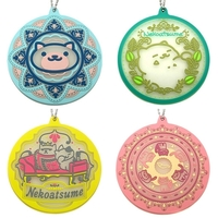 (Full Set) Rubber Coaster - Neko Atsume