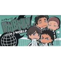 Ticket case - Haikyuu!! / Aoba Jyousai High School