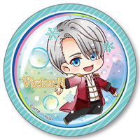 Badge - Yuri!!! on Ice / Victor Nikiforov