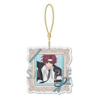 Acrylic Charm - Clear Charm - Tales of Graces / Asbel Lhant