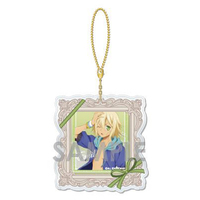 Acrylic Charm - Clear Charm - Tales of Symphonia / Emil Castagnier