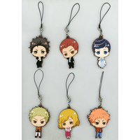 (Full Set) Rubber Strap - Welcome to the Ballroom