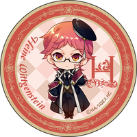 Badge - The Royal Tutor / Heine Wittgenstein