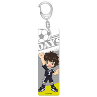 Acrylic Key Chain - DAYS / Haibara Jirou