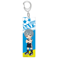 Acrylic Key Chain - DAYS / Usui Yuuta