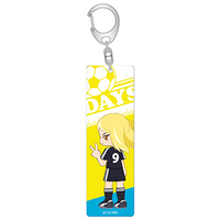 Acrylic Key Chain - DAYS / Kazama Jin