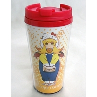 Tumbler, Glass - Hello Kitty / Shinobu Oshino
