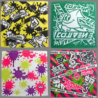 (Full Set) Hand Towel - Splatoon