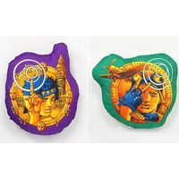 (Full Set) Cushion - Jojo Part 2: Battle Tendency / Joseph & Jonathan