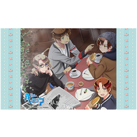 Place mat - Hetalia / Spain & France & Italy & Romano