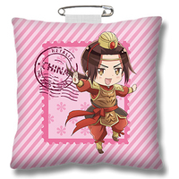 Cushion Badge - Hetalia / China (Wang Yao)