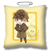 Cushion Badge - Hetalia / United Kingdom (Arthur)