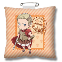 Cushion Badge - Hetalia / Germany (Ludwig)