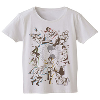 T-shirts - Hetalia Size-GIRLS XL