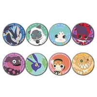 Trading Badge - Tales Series / Mieu & Lulu & Tipo & Repede