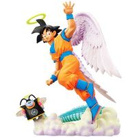 Trading Figure - Dragon Ball / Vegeta & Goku & Raditz