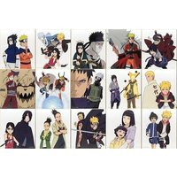(Full Set) Illustration Panel - NARUTO