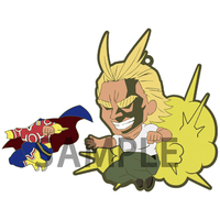 Rubber Strap - My Hero Academia / All Might