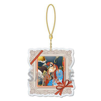 Acrylic Charm - Clear Charm - Tales of the Abyss / Luke fon Fabre