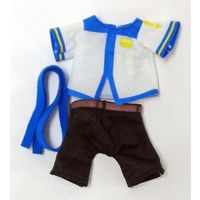 Plush Clothes - Clothes for Kumamate (No Plush) - VOCALOID / KAITO