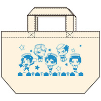 Lunch Bag - Chimi Chara - DIVE!!