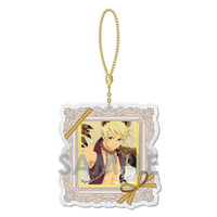 Clear Charm - Acrylic Charm - Tales of the Abyss / Guy Cecil