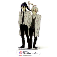 Key Chain - D.Gray-man / Kanda Yuu & Allen Walker