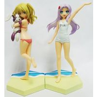 (Full Set) Figure - Haganai / Maria & Kobato