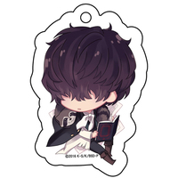 Acrylic Key Chain - Bungou Stray Dogs / Edgar Allan Poe